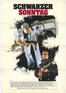 Black Sunday - German Movie Poster (xs thumbnail)