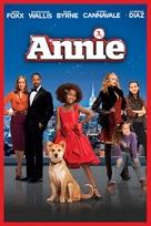 Annie - Argentinian DVD movie cover (xs thumbnail)