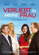 Amoureux de ma femme - German Movie Poster (xs thumbnail)
