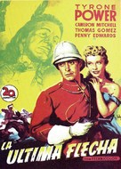 Pony Soldier - Spanish Movie Poster (xs thumbnail)