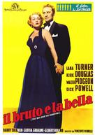 The Bad and the Beautiful - Italian Movie Poster (xs thumbnail)