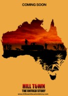"""""""Hill Town - The Untold Story"""" - Australian Movie Poster (xs thumbnail)"""