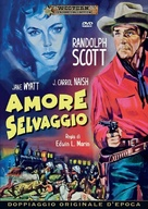 Canadian Pacific - Italian DVD movie cover (xs thumbnail)