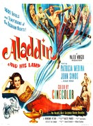 Aladdin and His Lamp - Movie Poster (xs thumbnail)