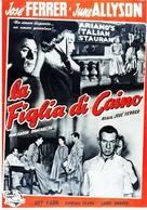 The Shrike - Italian Movie Poster (xs thumbnail)