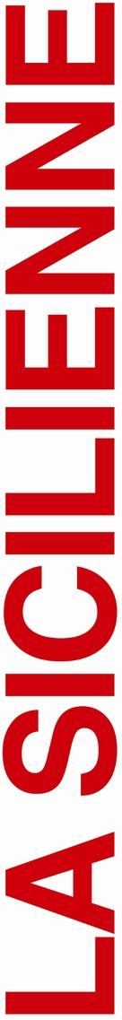 La siciliana ribelle - French Logo (xs thumbnail)