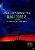 Predator 2 - Hungarian DVD movie cover (xs thumbnail)