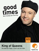 """""""The King of Queens"""" - German Movie Poster (xs thumbnail)"""