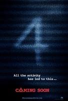 Paranormal Activity 4 - Movie Poster (xs thumbnail)