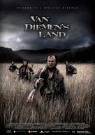Van Diemen's Land - German Movie Poster (xs thumbnail)