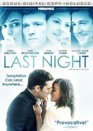 Last Night - DVD cover (xs thumbnail)