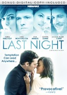 Last Night - DVD movie cover (xs thumbnail)
