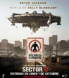 District 9 - Chilean Movie Poster (xs thumbnail)