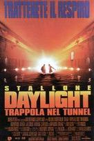 Daylight - Italian Movie Poster (xs thumbnail)