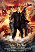 Percy Jackson: Sea of Monsters - Malaysian Movie Poster (xs thumbnail)