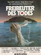 The Island - German Movie Poster (xs thumbnail)