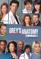 """""""Grey's Anatomy"""" - Argentinian Movie Cover (xs thumbnail)"""