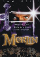 Merlin - Czech DVD movie cover (xs thumbnail)