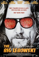 The Big Lebowski - Dutch Movie Poster (xs thumbnail)