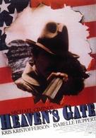 Heaven's Gate - German Movie Poster (xs thumbnail)