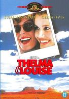 Thelma And Louise - Dutch Movie Cover (xs thumbnail)