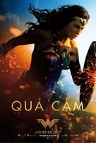 Wonder Woman - Vietnamese Movie Poster (xs thumbnail)