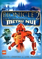 Bionicle 2: Legends of Metru-Nui - French Movie Cover (xs thumbnail)