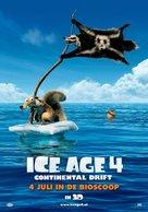 Ice Age: Continental Drift - Dutch Movie Poster (xs thumbnail)