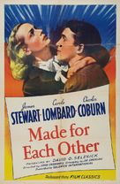 Made for Each Other - Re-release movie poster (xs thumbnail)