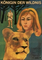 Born Free - German Movie Poster (xs thumbnail)