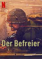 """""""The Liberator"""" - German Video on demand movie cover (xs thumbnail)"""