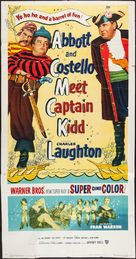 Abbott and Costello Meet Captain Kidd - Movie Poster (xs thumbnail)