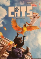 Cats and Peachtopia - International Movie Poster (xs thumbnail)
