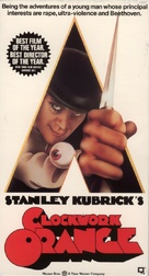 A Clockwork Orange - VHS cover (xs thumbnail)