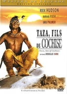 Taza, Son of Cochise - French Movie Cover (xs thumbnail)