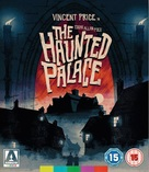 The Haunted Palace - British Blu-Ray cover (xs thumbnail)