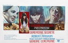 Secret Ceremony - Belgian Movie Poster (xs thumbnail)