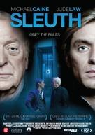 Sleuth - Dutch DVD cover (xs thumbnail)