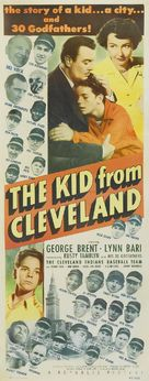 The Kid from Cleveland - Movie Poster (xs thumbnail)