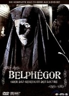 """Belphégor"" - German Movie Cover (xs thumbnail)"