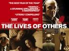 Das Leben der Anderen - British Movie Poster (xs thumbnail)