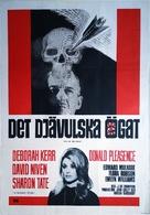Eye of the Devil - Swedish Movie Poster (xs thumbnail)