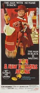 Per qualche dollaro in più - Australian Movie Poster (xs thumbnail)