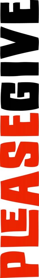 Please Give - German Logo (xs thumbnail)