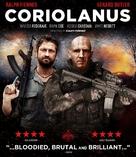 Coriolanus - Blu-Ray cover (xs thumbnail)