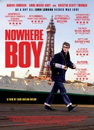 Nowhere Boy - Swiss Movie Poster (xs thumbnail)