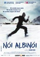 Nói albínói - Italian Movie Poster (xs thumbnail)