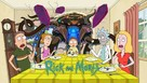 """""""Rick and Morty"""" - Video on demand movie cover (xs thumbnail)"""