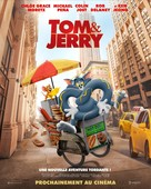 Tom and Jerry - French Movie Poster (xs thumbnail)