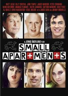 Small Apartments - DVD cover (xs thumbnail)